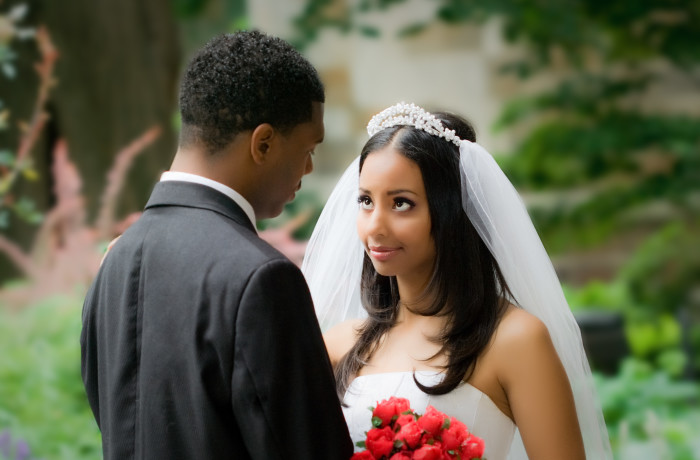 Darrell & Maya Wedding – St Thomas the Apostle Church – Ann Arbor MI