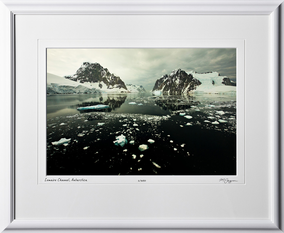 S130112A Lemaire Channel - Antarctica - shown as 12x18