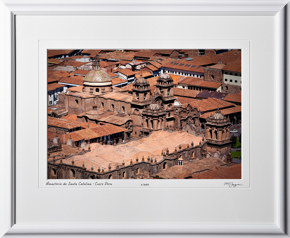 S110519 035 Monasterio de Santa Catalina - Cusco Peru - shown as 12x18