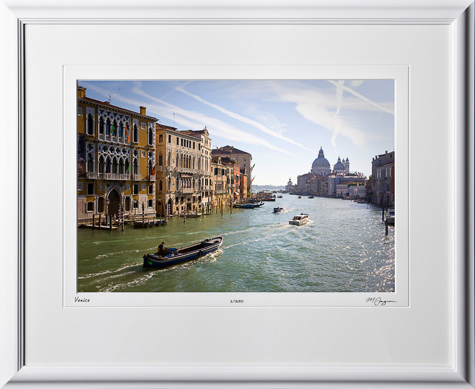 S100923A Venice Italy - shown as 12x18