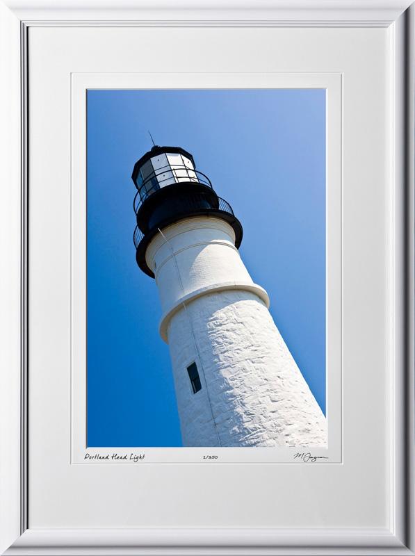 S080823J Portland Head Light - Maine - shown as 12x18