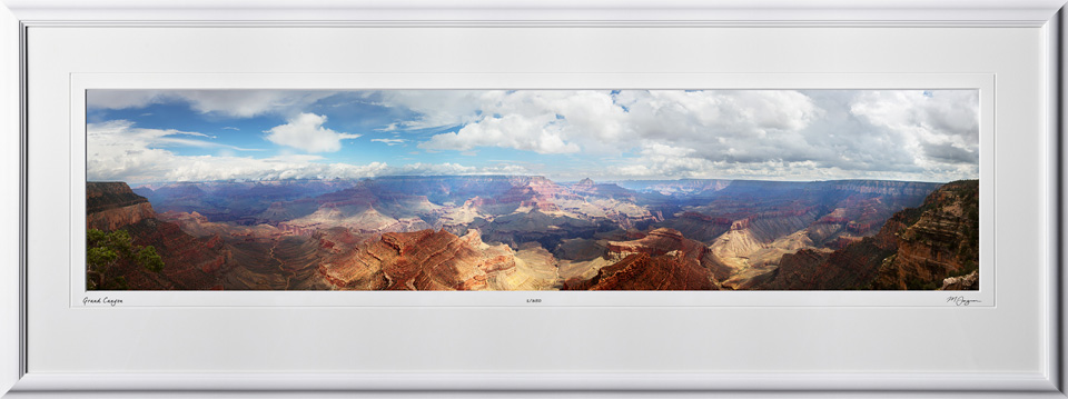 15082642 Grand Canyon Panorama - shown as 10x45