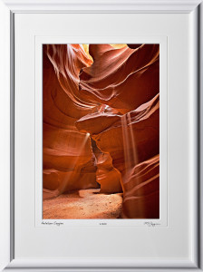 15090210 Antelope Canyon - shown as 12x18