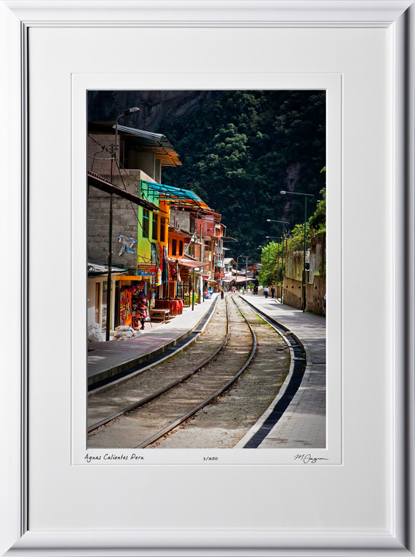 S110518 019 Aguas Calientes Peru - shown as 12x18