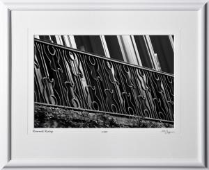 S121206C Riverwalk Railing - 12x18