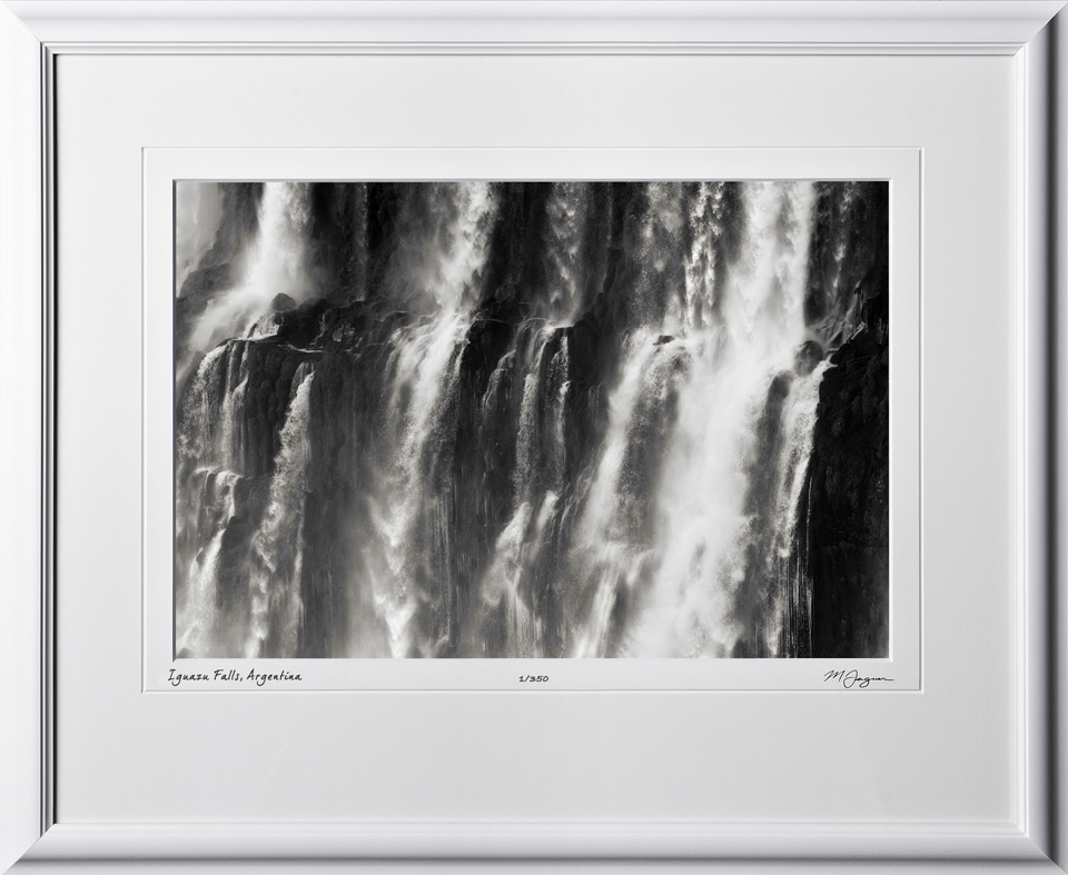 S130120E Iguazu Falls - shown as 12x18
