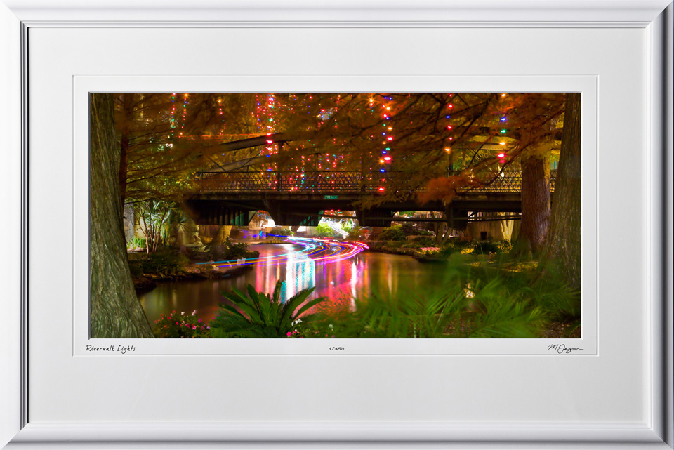 S071207K San Antonio Riverwalk - shown as 12x24