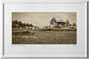 SA080823L Mackerel Cove - Bailey Island Maine - shown as 12x24