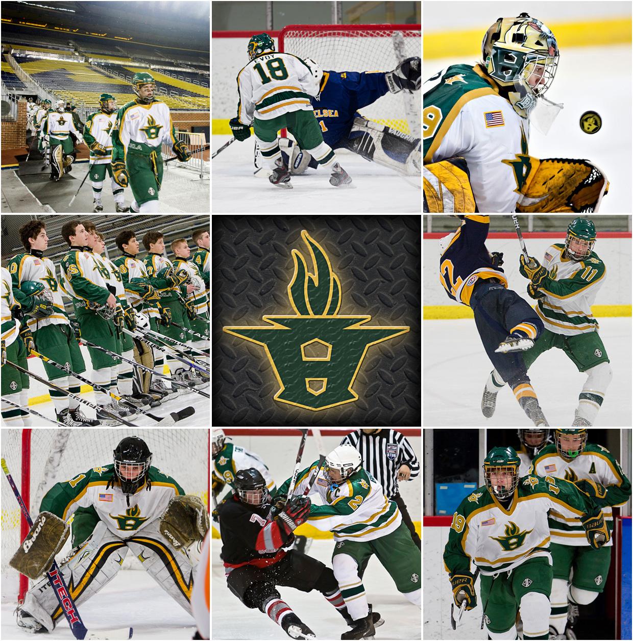 Huron Hockey Ann Arbor MI
