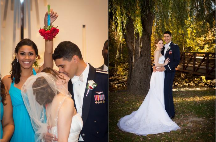 Erika Dunigan & Michael Ellsworth Wedding – Dearborn MI