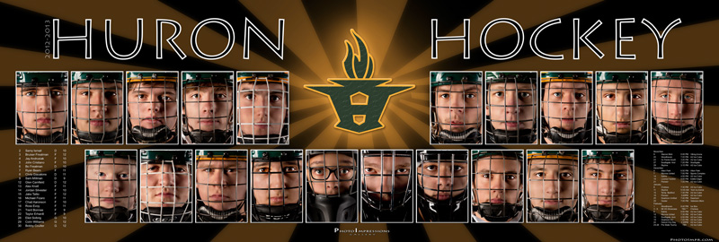 Sport Poster team poster Ann Arbor Plymouth MI portrait studio 336