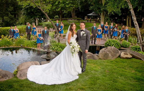 Caroline & Cody Wedding Photography – Birmingham MI