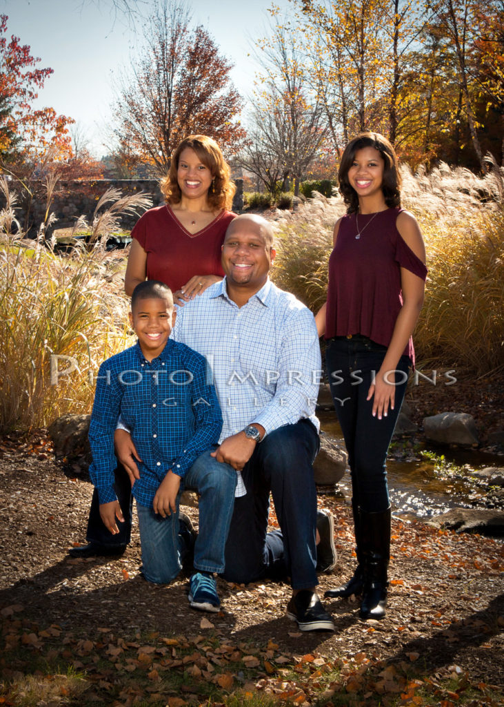 Ann Arbor MI Family portrait, Outdoor photo, Northville