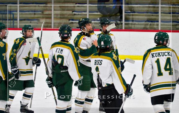 Huron Hockey VS St Mary Catholic Central – 12-15-16 – Ann Arbor MI Sport Photography