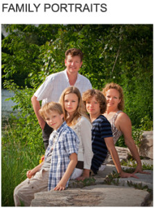 family portraits photography