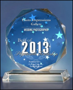 Photo Impressions Gallery Best of Plymouth MI 2013 award