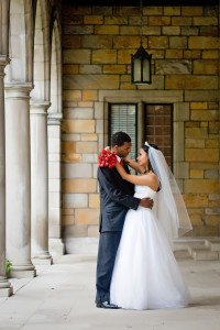 Darrell & Maya Wedding - University of Michigan Law Quad - Ann Arbor MI