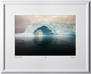 S130112D Antarctica Arch - shown as 12x18