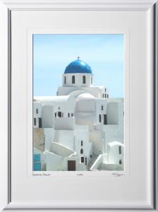 01 greece_fine_art_photo_AA060416A Santorini Church - shown as 12x18
