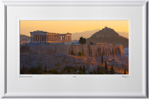 05 greece_fine_art_photo_DalCoast_fine_art_photo_S100910CParthenonSunriseshownas12x24