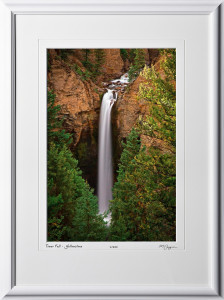 13091924 Tower Fall - Yellowstone - shown as 12x18