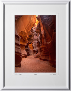 15090206 Antelope Canyon - shown as 10x14