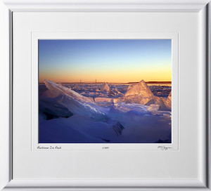 S060303A Mackinaw Ice Pack - shown as 11x14