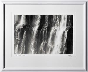S130120E Iguazu Falls - shown as 12x18