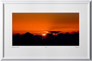 S080407A Haleakala Sunrise - Maui Hawaii - shown as 12x24