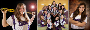 Ann Arbor Pioneer HS Softball Photo Night