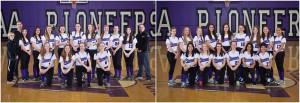 Ann Arbor Pioneer HS Softball Team Photos