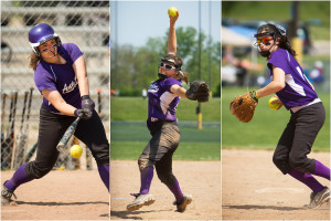 Pioneer Softball VS Garden City Ann Arbor Portfolio Featured Image