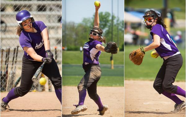 Pioneer Softball VS Garden City, 5-18-13, Ann Arbor MI