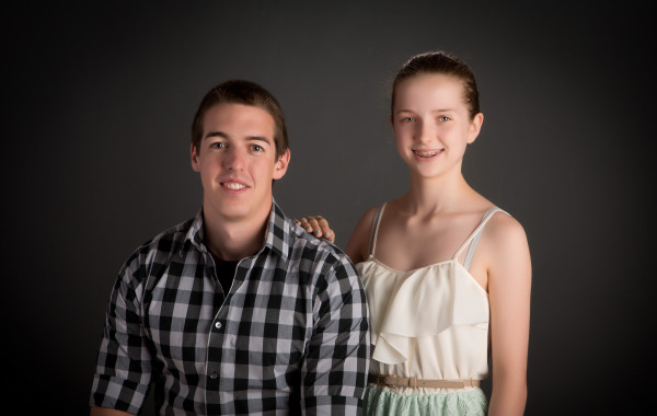 Kyle and Clarissa, Ann Arbor Plymouth MI Portrait Studio