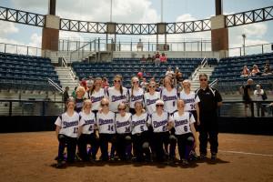 Ann Arbor Pioneer HS Softball Team VS Bedford, Sport Photography