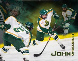 Sport Poster team poster Ann Arbor Plymouth MI portrait studio 331
