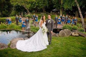 Caroline Cuffe and Cody Stewart Wedding