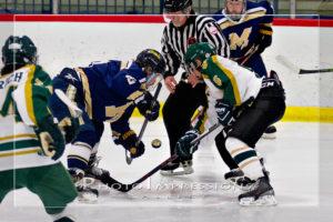 Huron Hockey VS Mattawan Ann Arbor MI Sport Photography